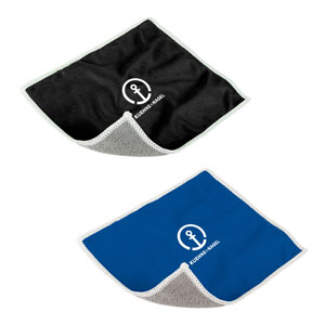 Tech Screen Cleaning Cloth - The Tech Screen Cleaning Cloth is a soft touch cloth ideal for cleaning any glass surface screens without scratching.